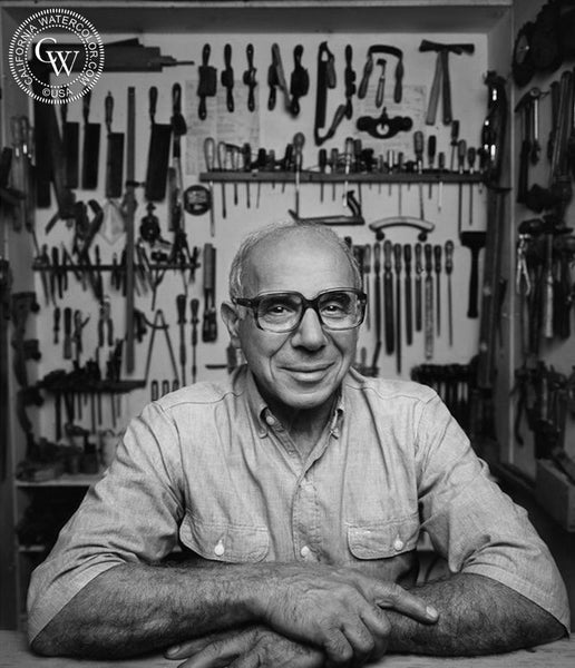 Sam Maloof, woodworker, fine furniture designer
