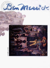 Ben Messick - Hardcover with Original Serigraph, a California art book, CaliforniaWatercolor.com
