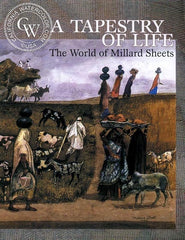 A Tapestry of Life, The World of Millard Sheets, a California art book, CaliforniaWatercolor.com