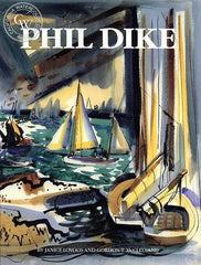 Phil Dike, a California art book, CaliforniaWatercolor.com