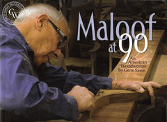 Maloof at 90: an American Woodworker, a California art book, CaliforniaWatercolor.com