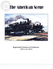 The American Scene, 1930s to the 1960s - Regionalist Painters of California, a California art book, CaliforniaWatercolor.com