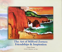 The Art of Milford Zornes: Friendship & Inspiration, California art book, Californiawatercolor.com