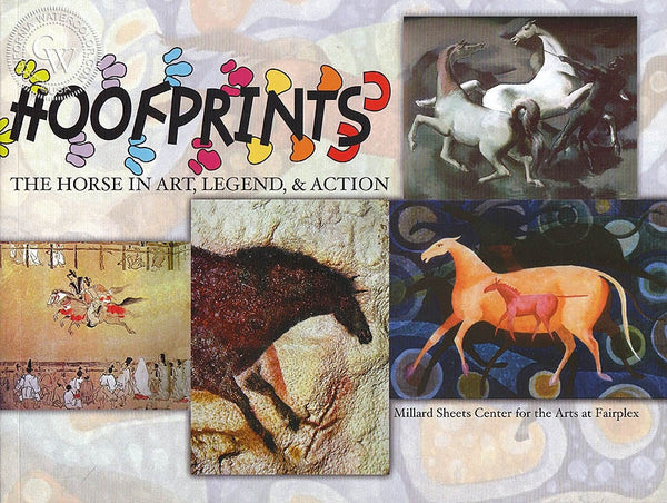 Hoofprints, The Horse in Art, Legend, & Action, a California art book, CaliforniaWatercolor.com