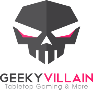Geeky Villain Gaming Supply Co.