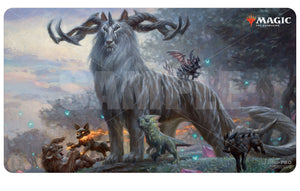 "ULTRA PRO: MAGIC THE GATHERING PLAYMAT- IKORIA ""KAHEERA, THE ORPHANGUARD"""