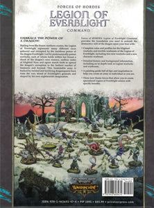 Forces of Hordes: Legion of Everblight Command (HC)