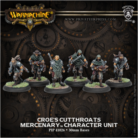 Croe's Cutthroats