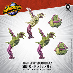 Squix & Meat Slaves