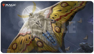 "ULTRA PRO: MAGIC THE GATHERING PLAYMAT- IKORIA ""LUMINOUS BROODMOTH"""