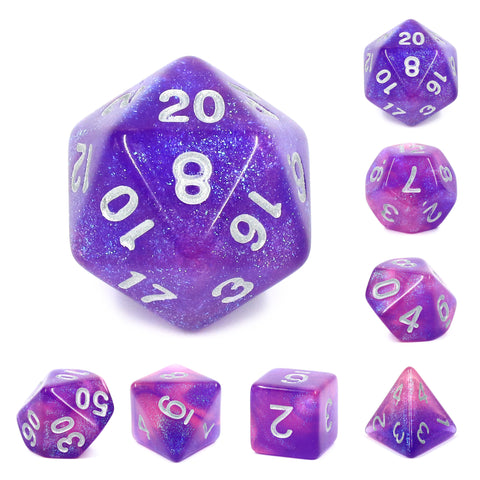 ROYAL AURORA DICE SET