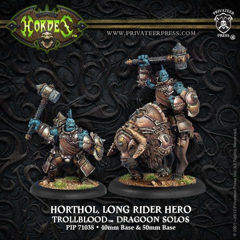 Horthol, Long Rider Hero