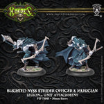Blighted Nyss Strider Officer & Musician