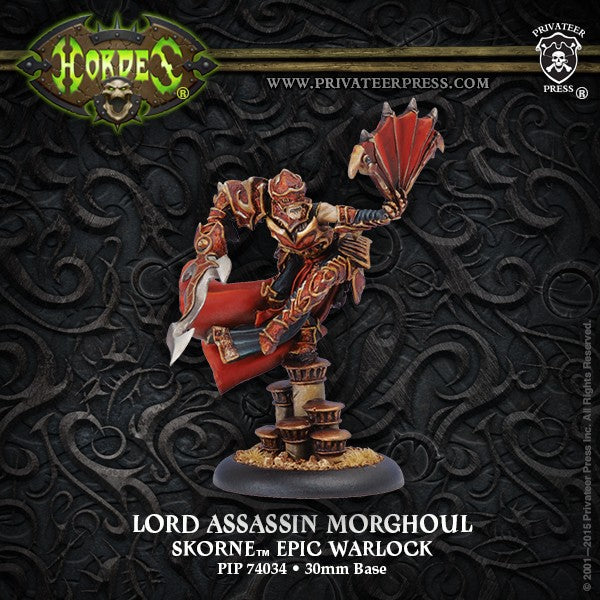 Lord Assassin Morghoul