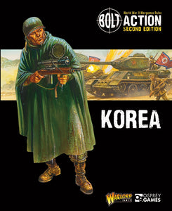 Bolt Action: Korea supplement