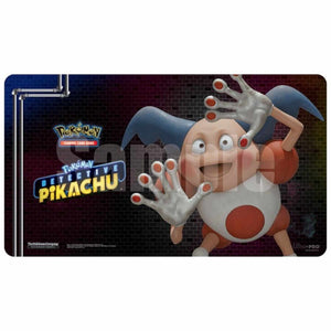 ULTRA PRO: POKEMON PLAYMAT - DETECTIVE PIKACHU: MR. MIME