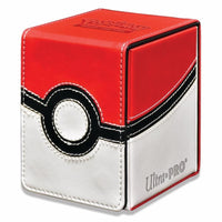 ULTRA PRO: POKEMON FLIP BOX - ALCOVE POKEBALL