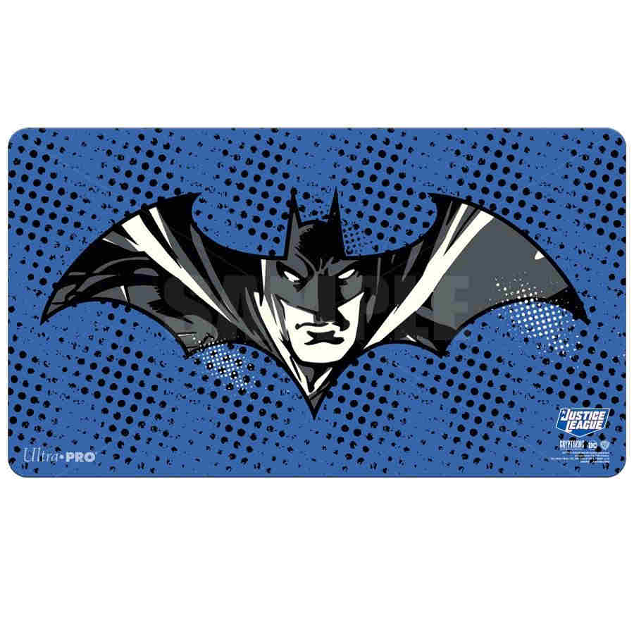 ULTRA PRO: JUSTICE LEAGUE PLAYMAT - BATMAN
