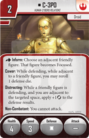 R2-D2 and C-3PO Ally Pack