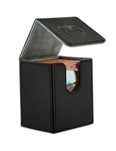 Ultimate Guard: Flip Deck Case Xenoskin 100+: Black