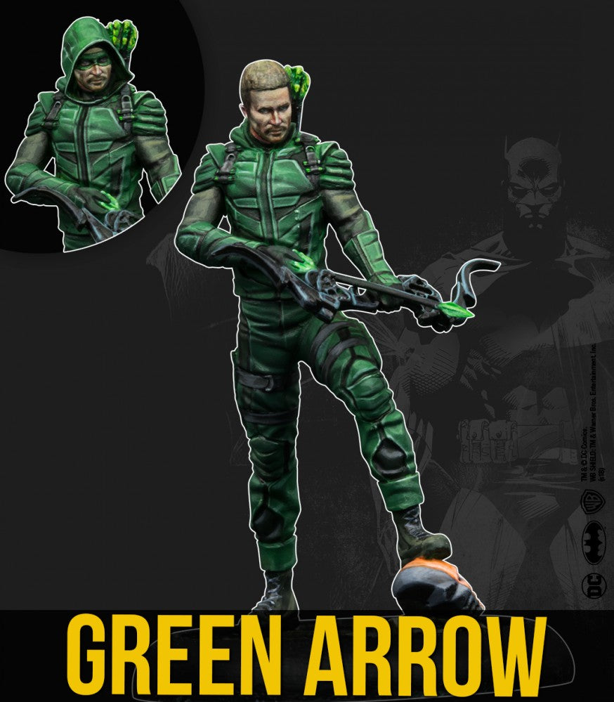 GREEN ARROW TV SHOW (MULTIVERSE)