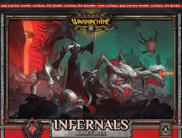 Infernals Army Box