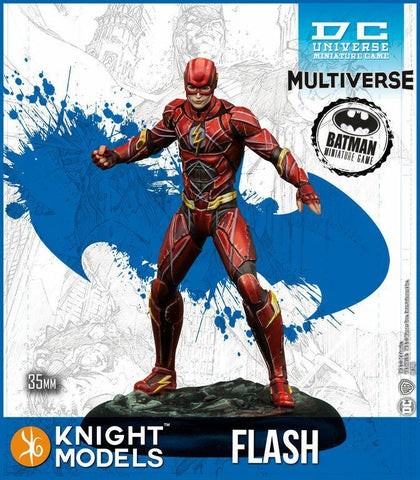 THE FLASH (EZRA MILLER) (MULTIVERSE)