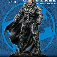 GENERAL ZOD & GUILD WARRIORS (METAL)