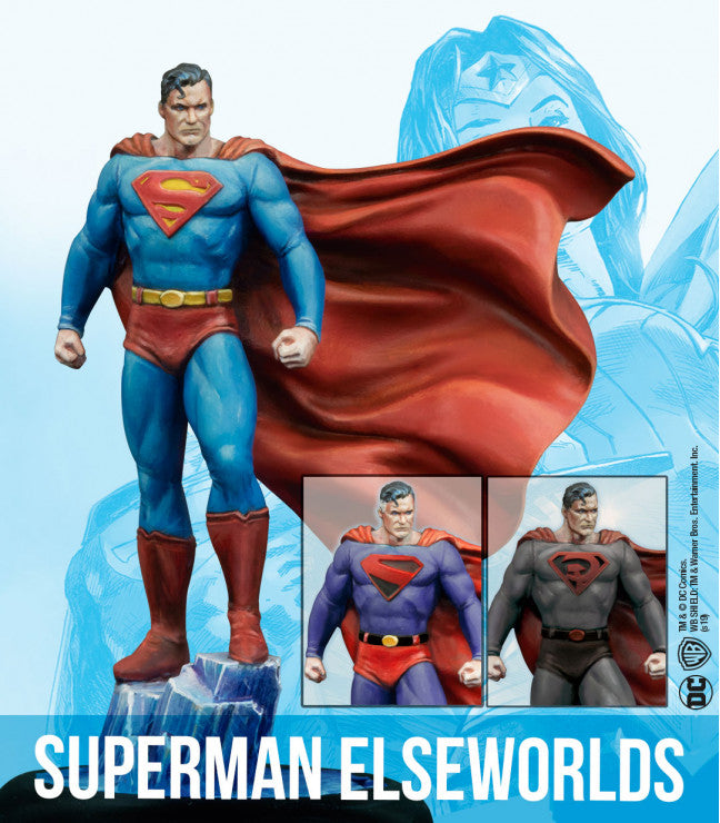 DC Universe Miniature Game: Superman Elseworlds