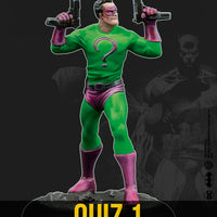 THE RIDDLER: QUIZMASTERS
