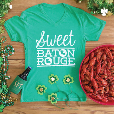 St. Patrick's Day in Sweet Baton Rouge