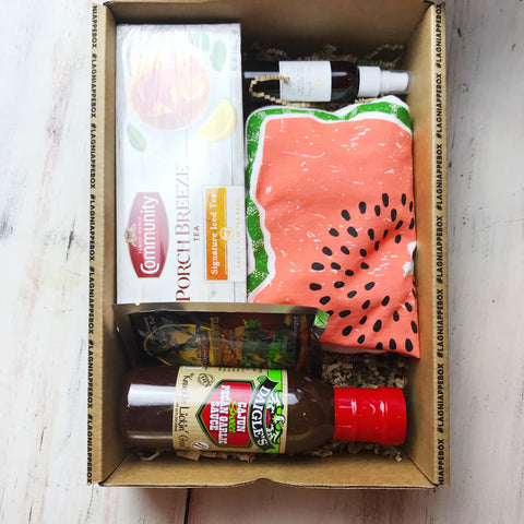 July Lagniappe Box Louisiana Watermelon Tee