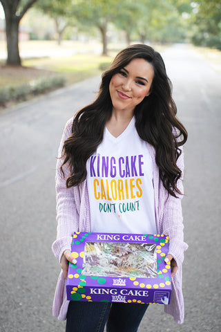 Karli Alexandra King Cake Challenge for shopSFT