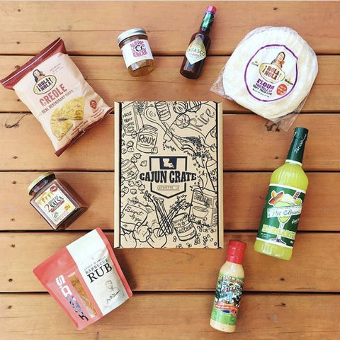 Cajun Crate Food Subscription Box