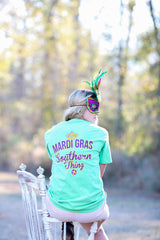 Mardi Gras It's A Southern Thing