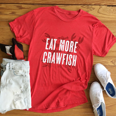 Eat More Crawfish by SFT
