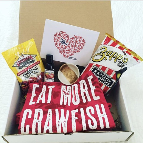February Lagniappe Box by SFT