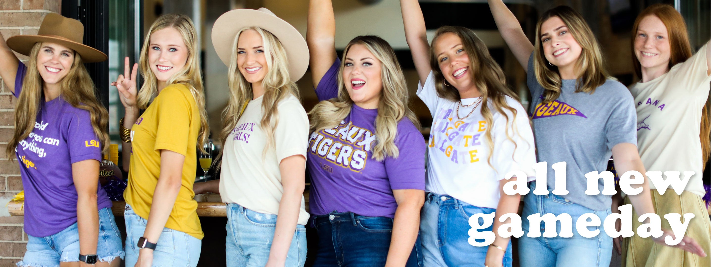 Sweet Baton Rouge Gameday Collection