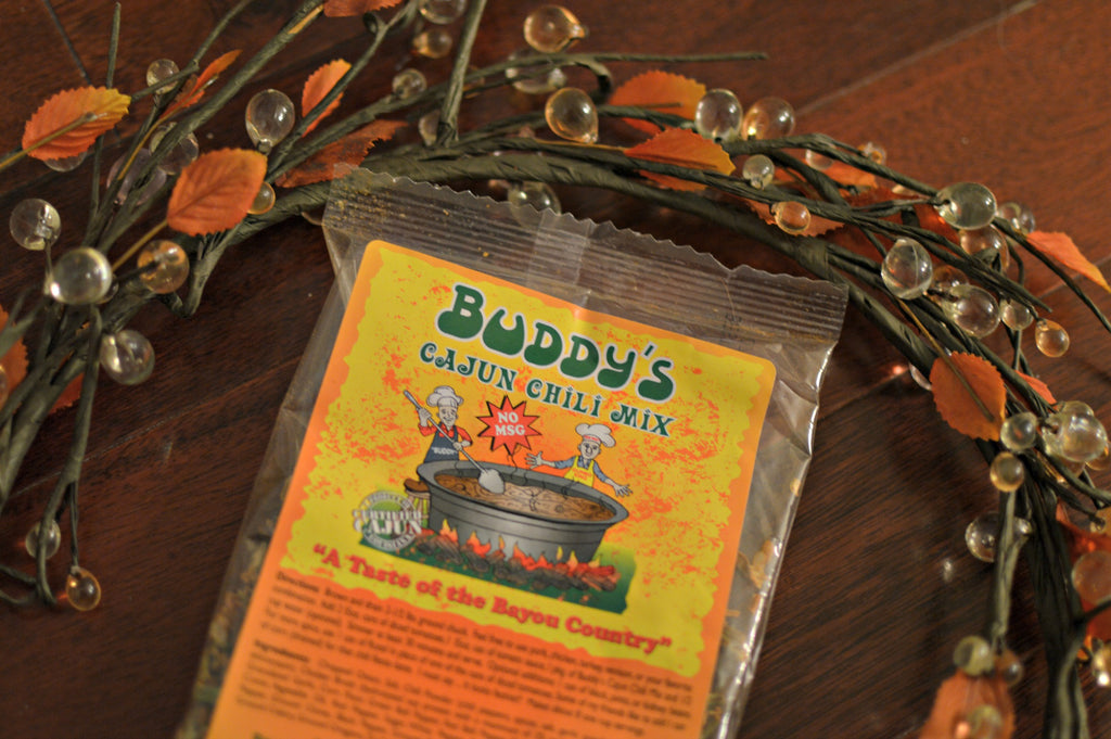 Buddy's Cajun Spice Lagniappe Box on All Things Keki Blog Post