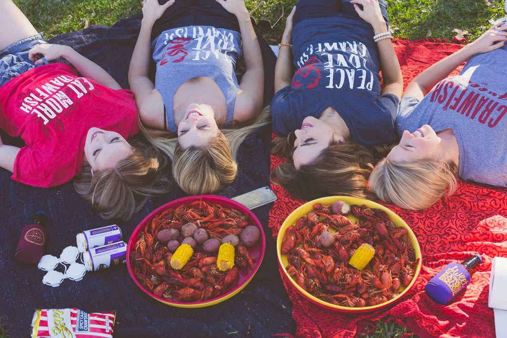 An SFT Crawfish Boil + Our Favorite #SweetBatonRouge Crawfish Resturants