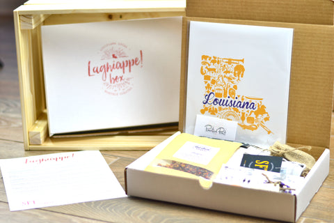 Local Lagniappe subscriptiob box