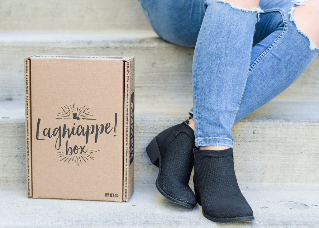 Lagniappe Box on All Things Keki Blog Post