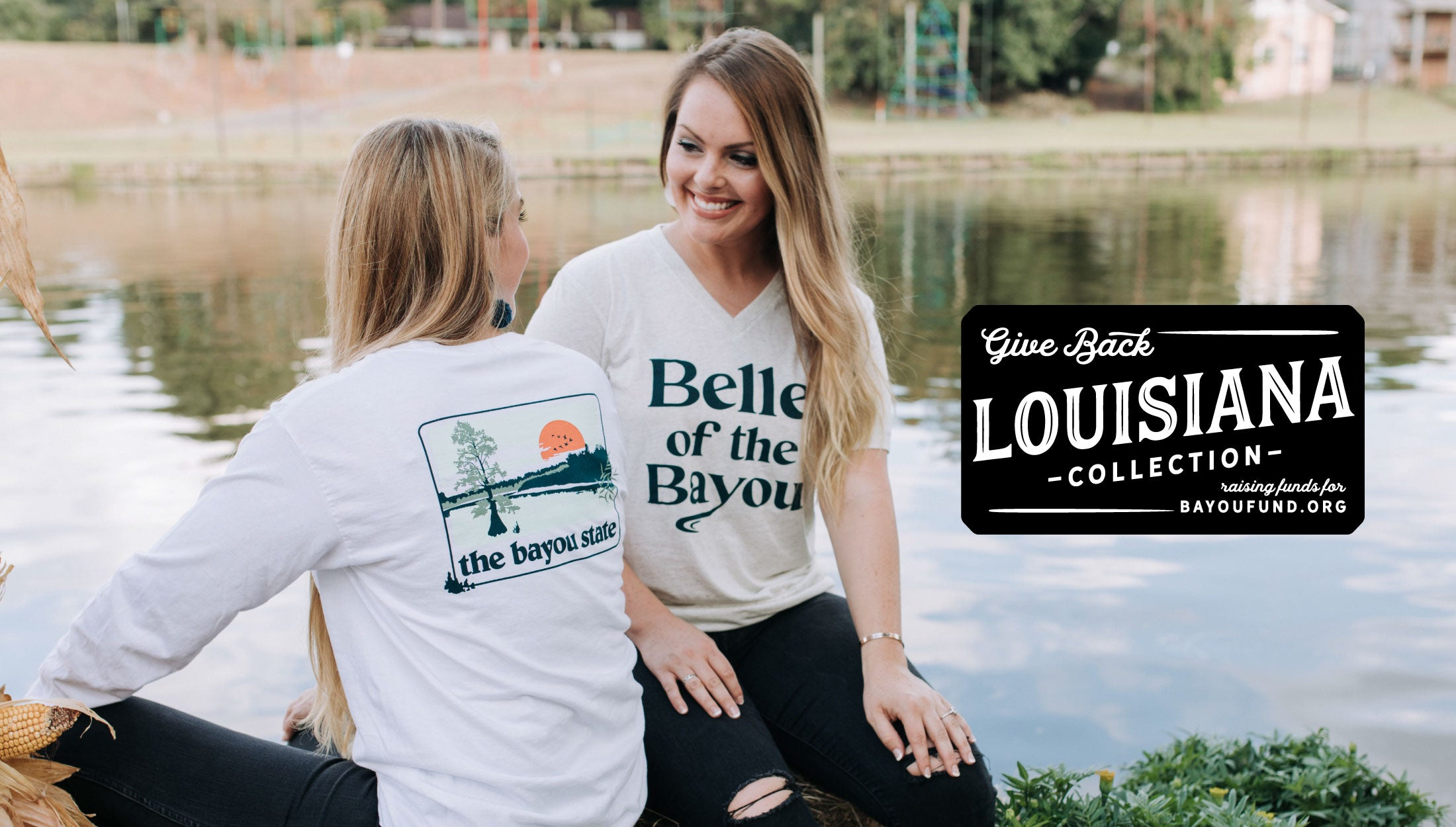 Give Back Louisiana T-Shirt Collection