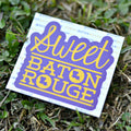 Sweet Baton Rouge® | Sticker
