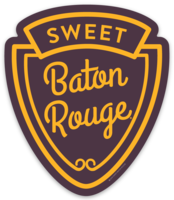Troop Sweet Baton Rouge | Sticker