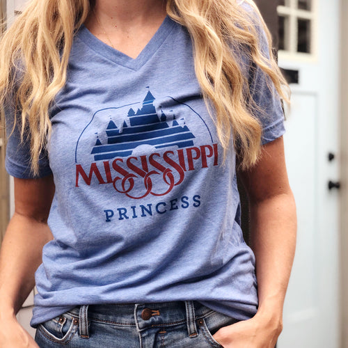 Mississippi Princess Tee