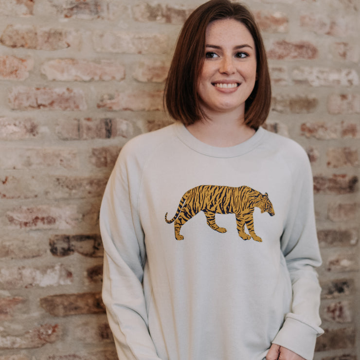 Easy Tiger Cozy Sweatshirt