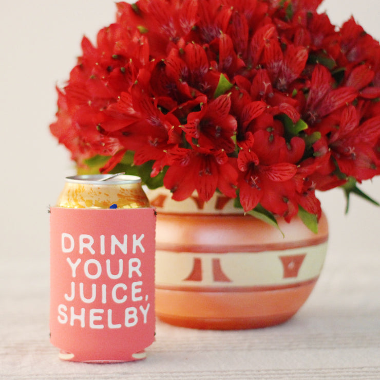 Drink Your Juice© Can Cooler