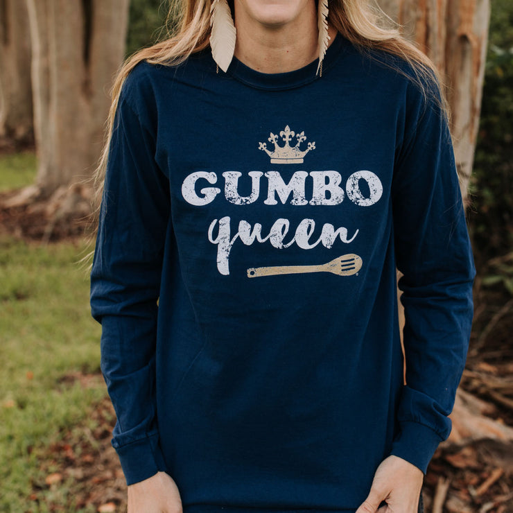 Gumbo Queen Long Sleeve