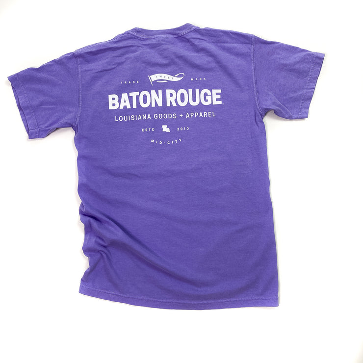 Sweet Baton Rouge® Emblem T-shirt
